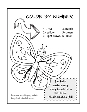 They're Here... FREE Bible Activity Pages for Kids! - Busy Books and ...